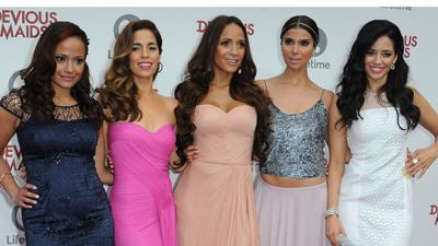 'Devious Maids' Stars Talk Show's Importance