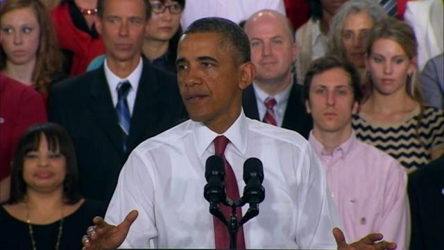 Pres. Obama: U.S. Companies Must Resume Innovating to 'Stay on the Cutting Edge'