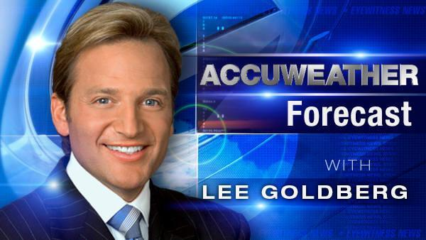 AccuWeather: Cold Behind the Storm