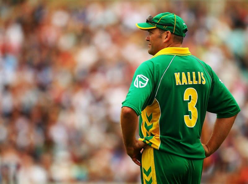 Despite taking part in five World Cups for South Africa, Kallis could never lay his hands on the World Cup