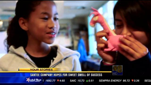 Santee company hopes for sweet smell of success