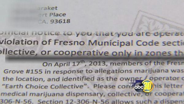 Fresno pot shop closes amid Action News investigation