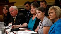 House Hears From Conservative Groups on IRS