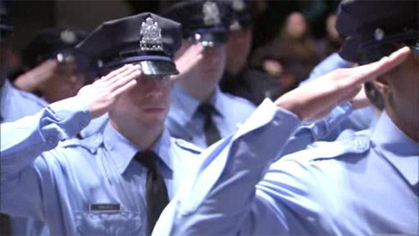 Phila. police academy graduate carries on family legacy
