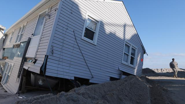 Sandy victims: Initial aid money is a