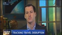 FlightAware tracks travel 'misery': CEO