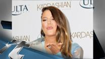 Celeb News Pop: Khloe Kardashian Rocks Half Braids at Kardashian Sun Kissed Beauty Line Launch
