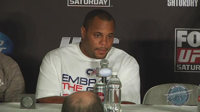 UFC on FOX 7 post-fight press conference video