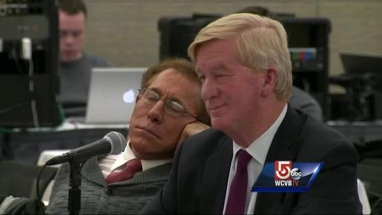 Casino billionaire Steve Wynn appears before casino Gaming Commission