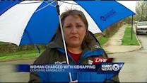 Woman accused of kidnapping 3-year-old