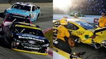 Brad and Carl take hits in Martinsville