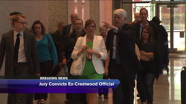 Ex-Crestwood water official guilty on all counts in tainted water case
