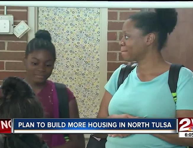 Plan to build more housing in North Tulsa