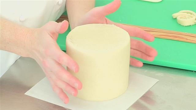 How To Cover Your Cake With Marzipan