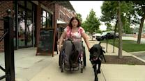 Service Dog Helps Woman Living With Mitochondrial Disease