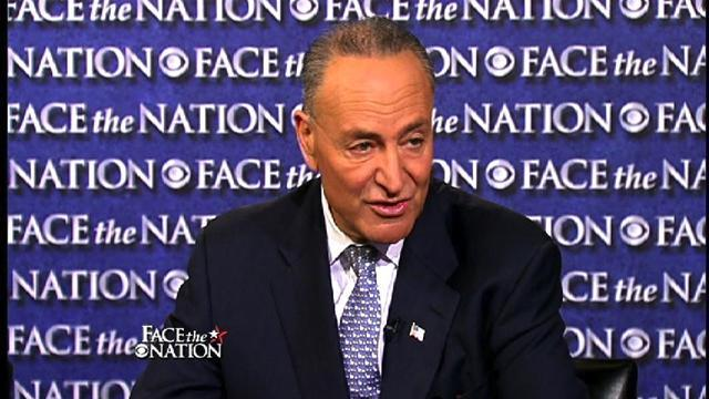 Schumer: On track to have immigration plan by end of week