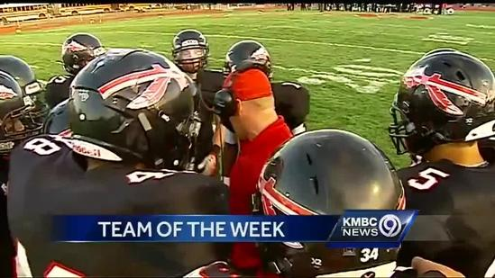 Fort Osage takes Hy-Vee High School Team of the Week honors