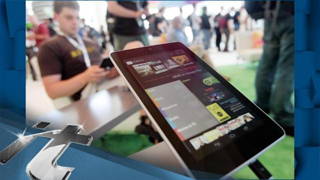 Google News Byte: New Nexus 7 Rumored to Launch in July for $229