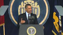 """Obama: Sexual assault a """"crime"""" that has """"no place"""" in U.S. military"""
