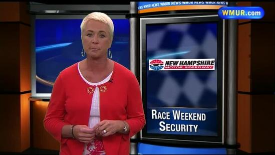 NHMS boosts security for weekend's races