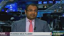 Why pharma's M&A frenzy is set to continue