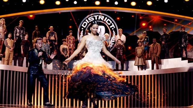 'The Hunger Games: Catching Fire' Theatrical Trailer (International)