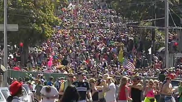 SFPD, Bay to Breakers will take hard look at security