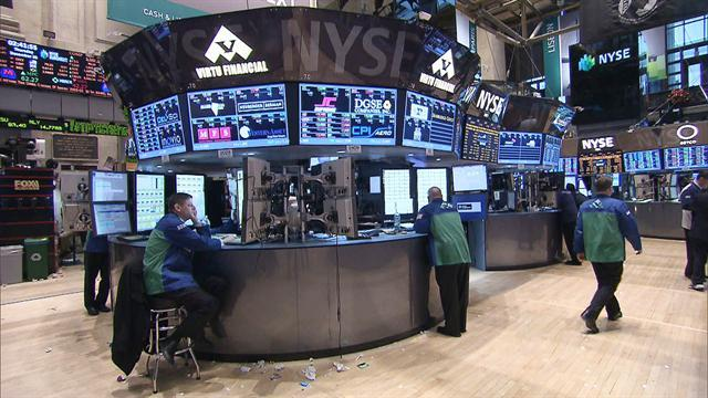NYSE sold to upstart competitor