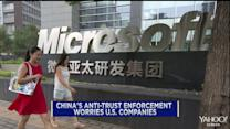 China ramps-up enforcement of anti-trust rules