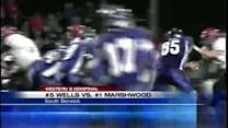 Friday football regional semifinal highlights