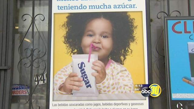 Obesity campaign is Photoshopping kids to look obese