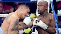 Mayweather vs. Maidana highlights