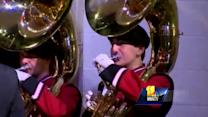 HS marching band gets London parade invite