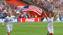 The USA Women's Soccer Team Is Paid 40 Times Less Than Men's Teams