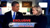 President Obama Gives First Post-Debate Interview to Diane Sawyer