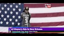 "Lil Wayne`s ode to New Orleans released: ""God Bless Amerika"""