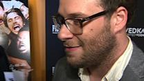 "Seth Rogen talks ""This Is The End"" at NYC premiere"