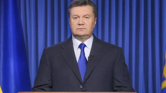 Ukrainian officials issue arrest warrant for Yanukovich