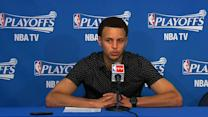 Curry on big performance in Game 1 victory