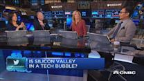 Is Silicon Valley in a tech bubble?