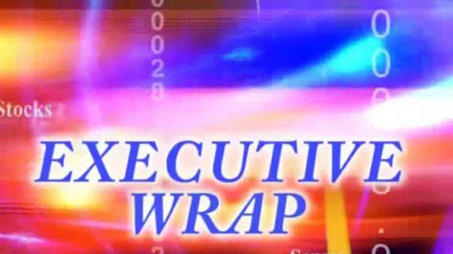 Executive Wrap At 10 AM, 15 Oct, 2013