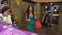 Entertainment News Pop: Teresa Giudice and Husband Joe Giudice Arrive in Court to Answer Fraud Charges, Tussle With Paparazzi