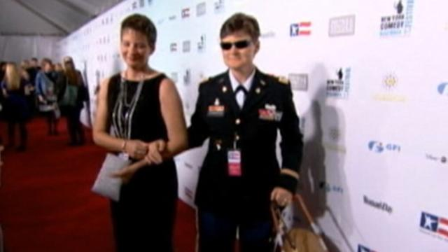 'Stand Up for Heroes' Hails Veterans
