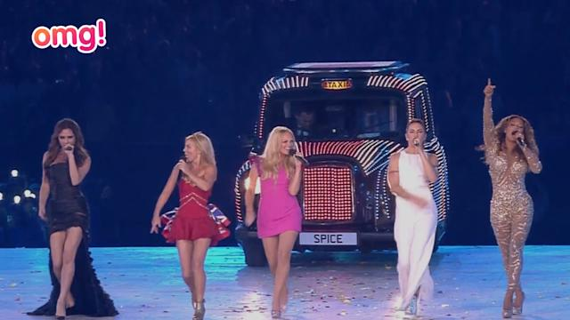 Will the Spice Girls tour Australia?