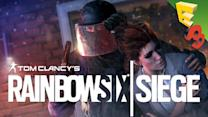 RAINBOW SIX: SIEGE E3 2014 Impressions! Destructibility-based Multiplayer and More - Rev3Games