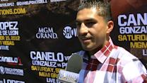 Josesito Lopez will face Saul Alvarez on September 15