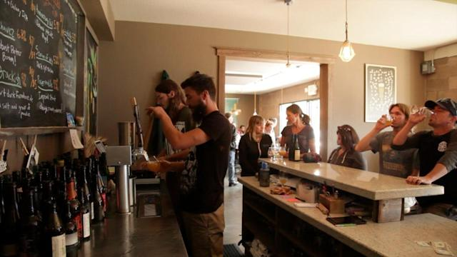 A Craft-Beer Tour Down California's Coast