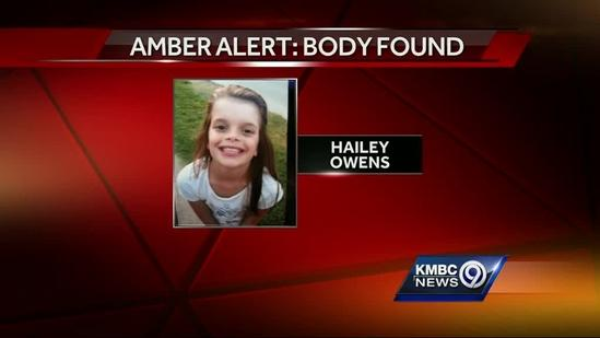 Police: 'High confidence' body of 10-year-old Hailey Owens located