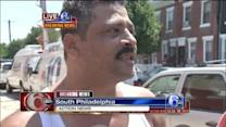 Neighbor recalls South Philadelphia collapse
