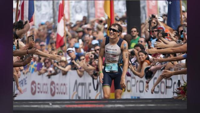 First American Woman Handcyclist Completes Ironman
